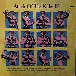 Attack Of The Killer  B's (Various Artists)